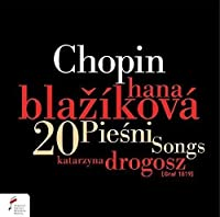Chopin: 20 Piesni Songs by FREDERIC CHOPIN