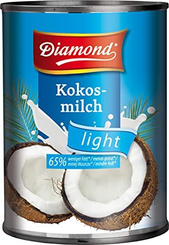 Diamond Leche De De Coco Light Cont. De Grasa 5% - 7% 400 g