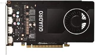 DELL 490-BDTN - Tarjeta gráfica (Quadro P2000, 5 GB, GDDR5, PCI Express x16 3.0, 1 Ventilador(es))