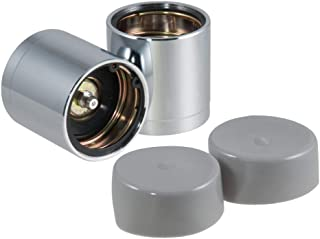 CURT 22198 Hub Diameter 1.98-Inch Bearing Protectors and Dust Covers, 2-Pack