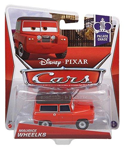 Disney Pixar Cars Maurice (Palace Chaos, #5 of 9) - Voiture Miniature Echelle 1:55