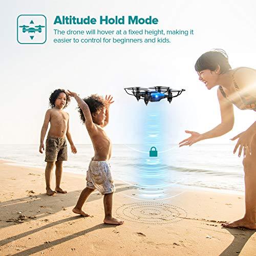 DROCON Foldable Beginners RC Mini Drone