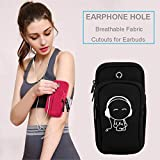 B FIT Phone Arm Band Gym Phone Holder for Arm, iPhone Pouch iPhone