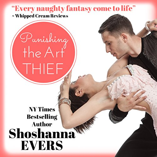 Punishing the Art Thief audiobook cover art