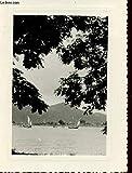 1 PHOTO ARGENTIQUE EN NOIR ET BLANC DENTELEE - DIMENSION 8 X 11 Cm : VIET-NAM - BAIE DE TOURANE.