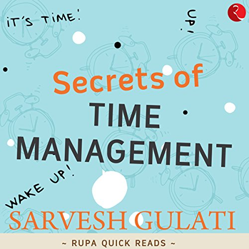 Secrets of Time Management (Rupa Quick Reads) cover art