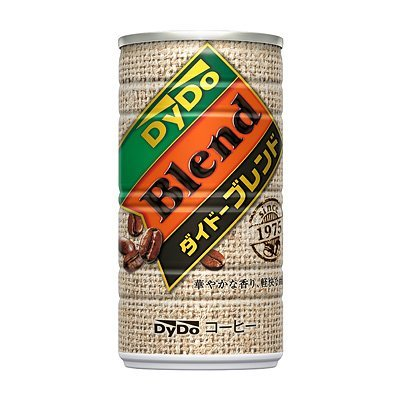 ダイドーブレンド ブレンドコーヒー 185g×30本 缶