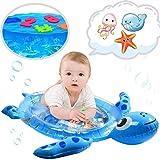 Fanmad Wassermatte Baby Wasserspielmatte Stimulieren Sie das Wachstum Ihres Babys