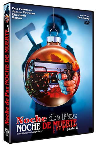 Noche de Paz, Noche de Muerte II DVD Silent Night, Deadly Night Part 2