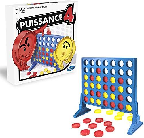 Hasbro Puissance 4 - Jeu de Societe Puissance 4 - Jeu de stratégie - Version française