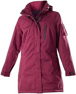 Owney Outdoor Softshell Jacke Damen Matu Hood Frauen Sportjacke schwarz
