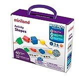 Miniland- Juego de matemáticas (31783) , color/modelo surtido...