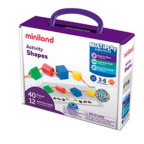 Miniland- Juego de matemáticas (31783) , color/modelo surtido