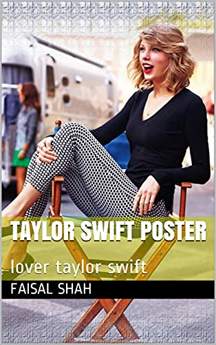 TAYLOR SWIFT POSTER: lover taylor swift (English Edition)