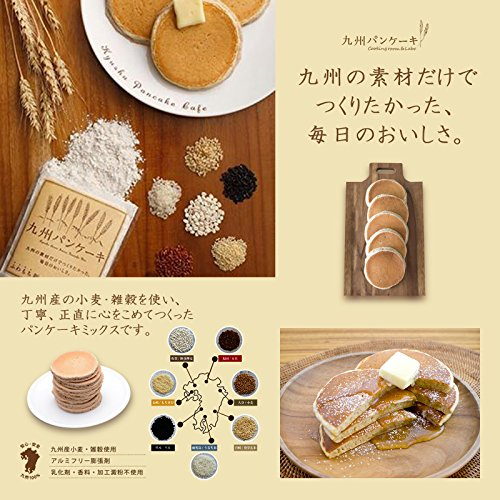 九州テーブル『九州パンケーキ』