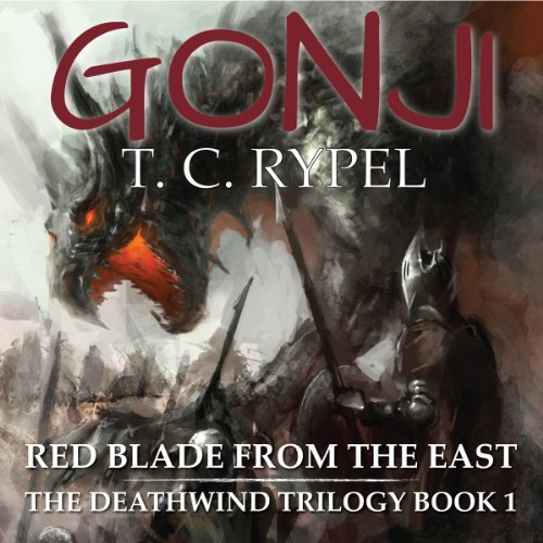 Red Blade from the East audiobook cover art
