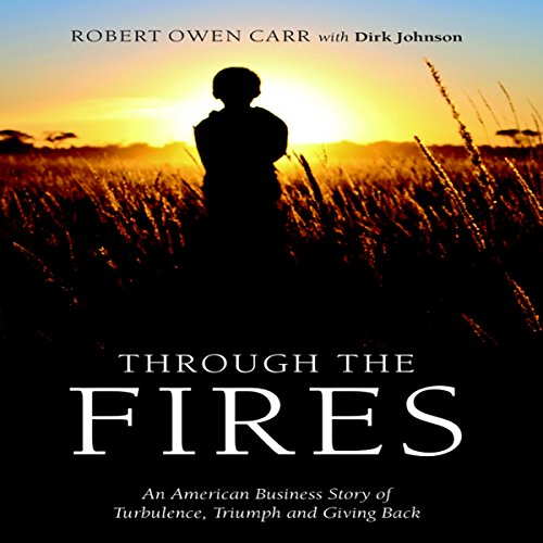 Through the Fires audiobook cover art