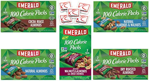 100 calorie pack nuts - 8