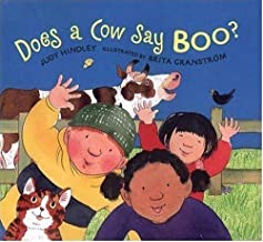 Does a Cow Say Boo? Hardcover June 1, 2002