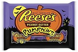 Halloween - Reese's Peanut Butter Pumpkins