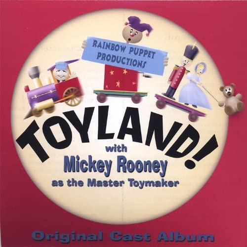 Mickey Rooney and Rainbow Puppet Productions