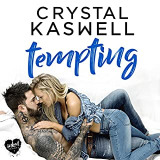 Tempting                   By:                                                                                                                                 Crystal Kaswell                               Narrated by:                                                                                                                                 Kai Kennicott,                                                                                        Wen Ross                      Length: 10 hrs and 3 mins     142 ratings     Overall 4.3