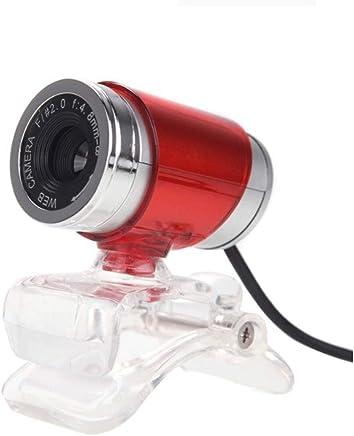 Sorveglianza Clip da Webcam Mic per Fotocamera da 12 Megapixel HD con Fotocamera USB da 360 Gradi per Computer Desktop Desktop Skype di Alta qualità Macchina Fotografica (Color : B) - Trova i prezzi più bassi