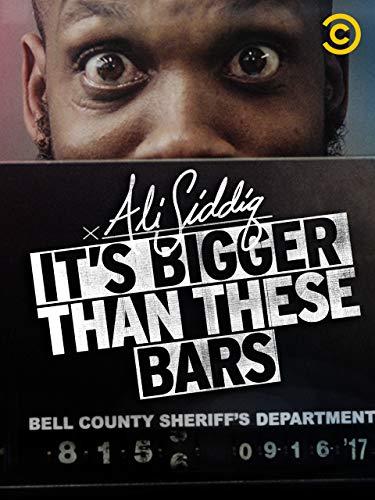 Ali Siddiq: It's Bigger Than These Bars