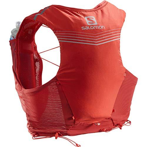SALOMON ADV Skin Lot de 5 sacs à dos M Rouge (Goji Berry)