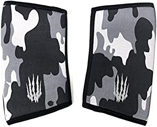 Bear KompleX Elbow Sleeves, 1 Pair for Instant Support and Compression, Reduces Joint Pain, Stimulates Muscles for Weightlifting, Powerlifting, Strongman, Bench Press, and CrossFit, Both Men and Women