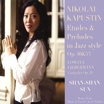 Shan-shan Sun plays Kapustin
