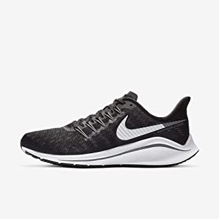 Nike Australia Men's Air Zoom Vomero 14 Running Shoes, Black/White-Thunder Grey