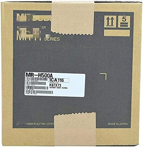 【PLCSTORE】 Servo Amplifier Austin Mall Driver for Mitsubishi MR-H500A In a popularity