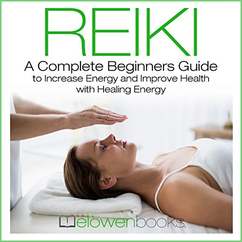 Reiki audiobook cover art