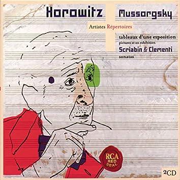 Scriabine/Moussorgsky/Clementi: Piano Music