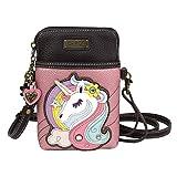 Chala Handbags Unicorn Cellphone Crossbody Handbag - Unicorn Lover Collector