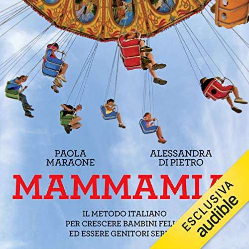 Mammamia! copertina