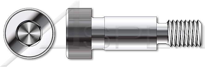 Black Oxide Hex Socket Drive Holo-Krome M12-1.75 X 30mm Class 12.9 Steel Metric 25 pcs Shoulder Screws
