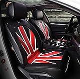 SEAT COVERS RUIRUI Coprisedili Copertura Protezioni in Pelle di Cuscino per Auto...