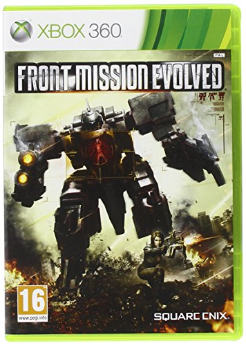 Front Mission Evolved [Importación italiana]