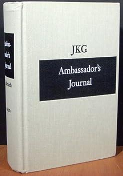 Hardcover Ambassadors Journal Book