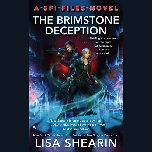 The Brimstone Deception cover art