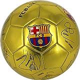 ADLIN Barcelona, edición Limitada Nº 5 Fútbol Primaria y Secundaria de formación Juego de Pelota (Regular de 11 Personas del Sistema) (Color : Gold)