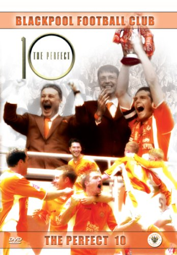 Blackpool FC - The Perfect 10 [DVD]