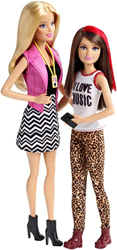 Barbie - Muñeca y Hermana Skipper (Mattel CGF36)