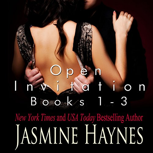 Open Invitation: 3-book Bundle audiobook cover art