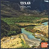 Texas Landscape Calendar 2022: Official Texas Calendar 2022, 16 Month Calendar 2022