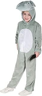 Smiffy's Donkey Jumpsuit Costume, Medium - 7-9 Years Boys