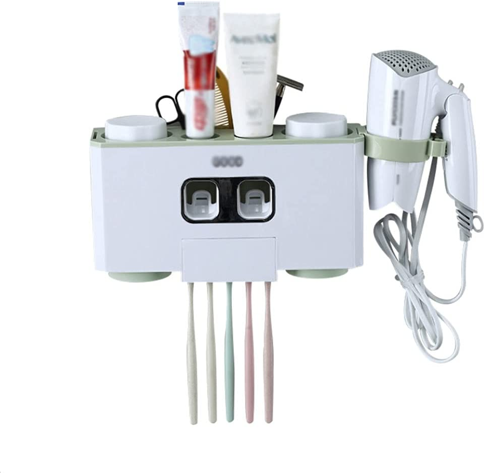 Toothbrush Holder Large-Capacity Dryer Shipping included Hair Max 81% OFF St