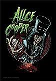 nightmare Alice Cooper Flagge Fahne NO More MR. Nice Guy
